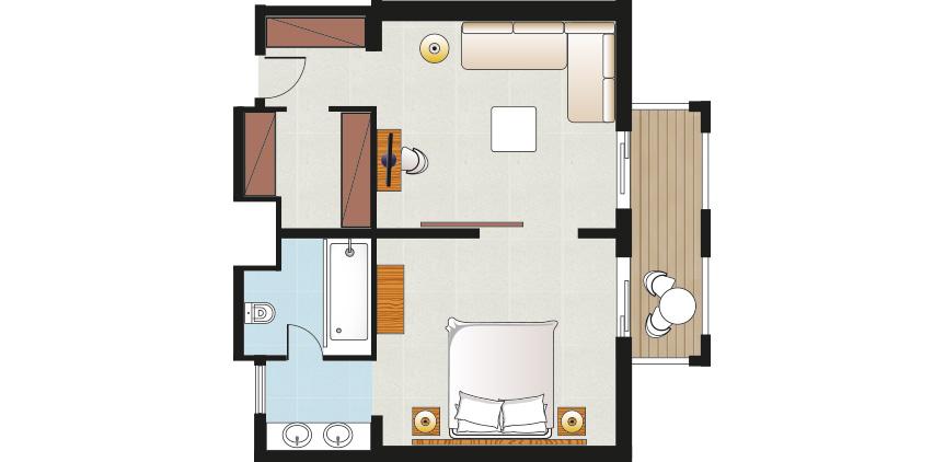 1-bedroom-suite-meli-palace-hotel-crete-floorplan