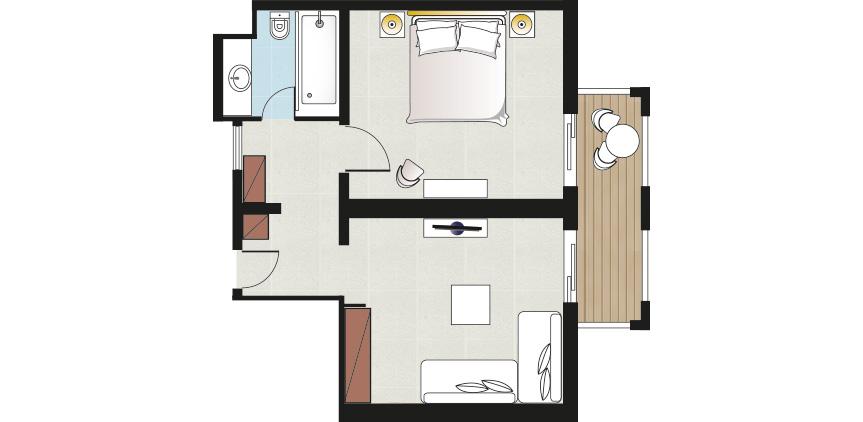 family-suite-meli-palace-all-inclusive-hotel-crete-floorplan